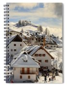 Lussari Spiral Notebook