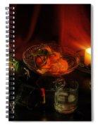 Lust Series 03 Spiral Notebook