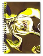 Lust Story Spiral Notebook