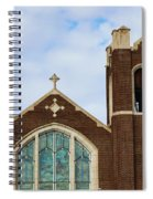 Lutheran Church Spiral Notebook