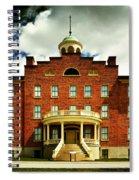 Lutheran Theological Seminary At Gettysburg Spiral Notebook