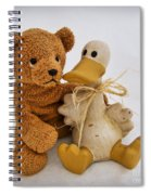 Luv A Duck Spiral Notebook