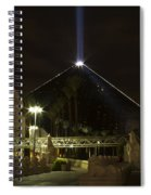 Luxor Spiral Notebook