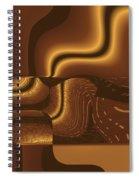 Luxurious Spiral Notebook