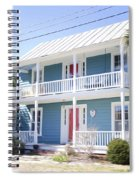 Luxury House  Spiral Notebook