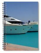 Luxury Yachts 04 Spiral Notebook
