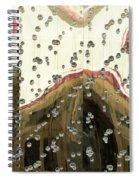 Lv Gold Bag 03 Spiral Notebook