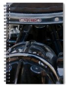 Lycetts Saddle Spiral Notebook