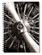 Lycoming  Spiral Notebook