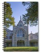 Lyndhurst Mansion Spiral Notebook