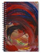 Intuitive Painting  516 Spiral Notebook