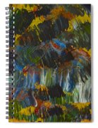 Intuitive Painting  609 Spiral Notebook