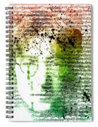 Lyrical Memories  Spiral Notebook
