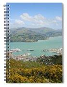 Lyttelton Harbor Spiral Notebook