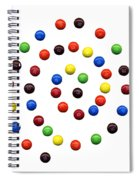 M And M 1 Spiral Notebook