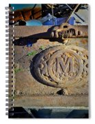 M For ... Spiral Notebook