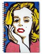 M M Spiral Notebook