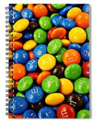 M N Ms Spiral Notebook