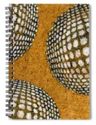 M U M 2 - Bulge Dots Spiral Notebook