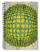 M U M - Bulge Dots Spiral Notebook