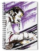 M_9 Spiral Notebook