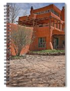 Mabel Dodge Luhan House  Spiral Notebook