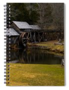 Mabry Mill Spiral Notebook