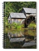 Mabry Mill Spiral Notebook