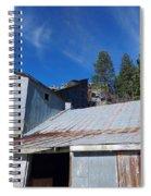 Micabrite Plant Spiral Notebook