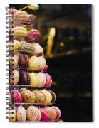 Macarons Spiral Notebook