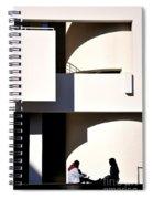 Macba 1 Spiral Notebook