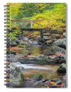Macedonia Brook Square Spiral Notebook