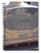 Mack Spiral Notebook