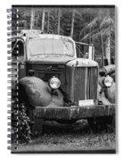 Mack Truck Spiral Notebook