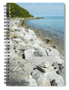 Mackinac Island Race Spiral Notebook