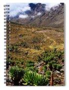 Mackinder's Valley Spiral Notebook