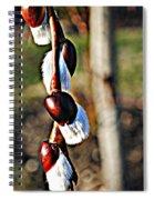 Macro Hdr Spiral Notebook
