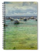 Mactan Island Bay Spiral Notebook