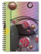 Mad Art Spiral Notebook