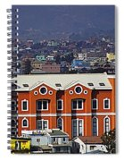 Madagascar Spiral Notebook