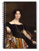 Madame Jacques-louis Leblanc. Francoise Poncelle Spiral Notebook