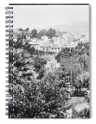 Madeira Public Garden Old Fort 1903 Spiral Notebook
