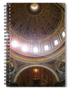 Madernos Nave Cupola Spiral Notebook