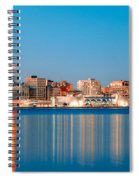 Madison Skyline Spiral Notebook