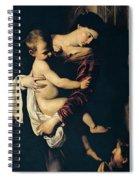 Madonna Di Loreto Spiral Notebook