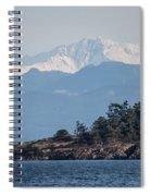Madrona In December Spiral Notebook