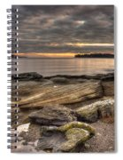 Madrona Point Spiral Notebook