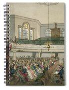 Magdalen Chapel Spiral Notebook