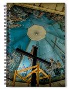 Magellans Cross Spiral Notebook