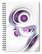 Magenta Creation Spiral Notebook